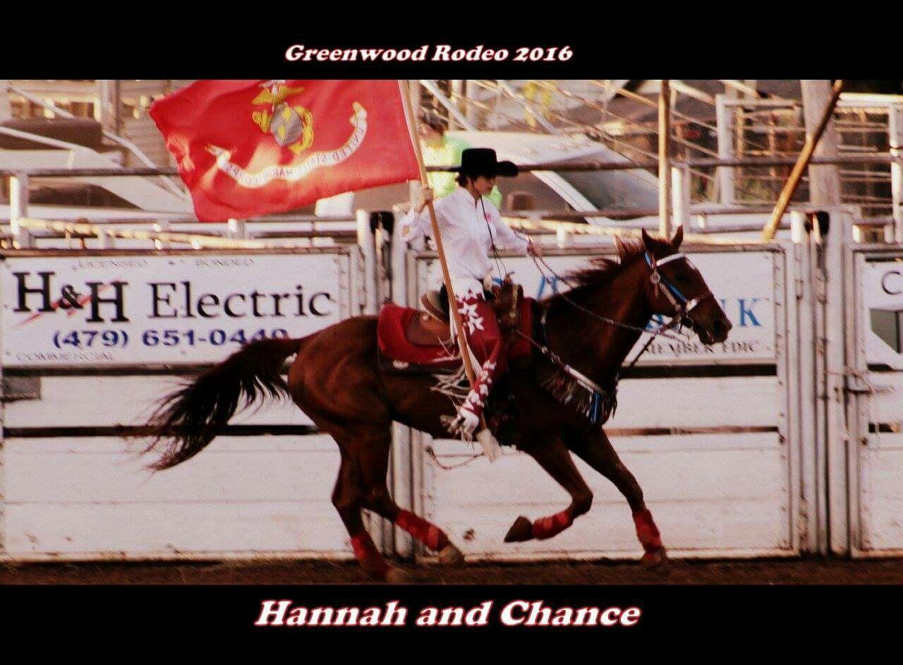 Jr Dandies Hannah Sitting Pivots At Greenwood Rodeo Old