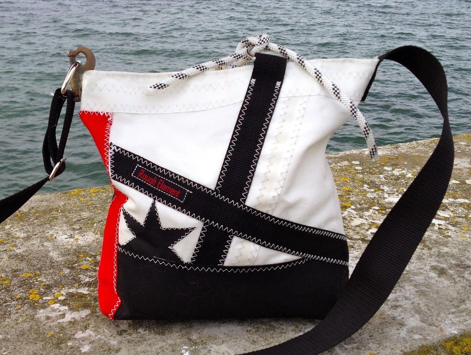 20+ Taschen aus alten segeln ideen