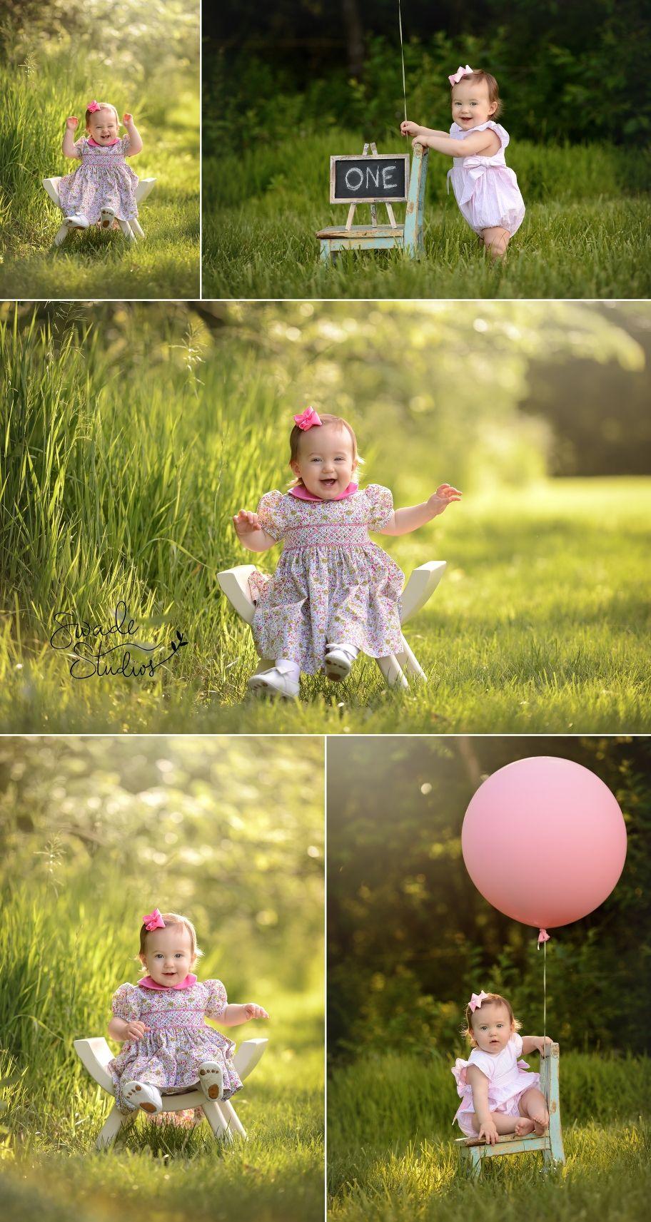 Birthday Photoshoot Baby