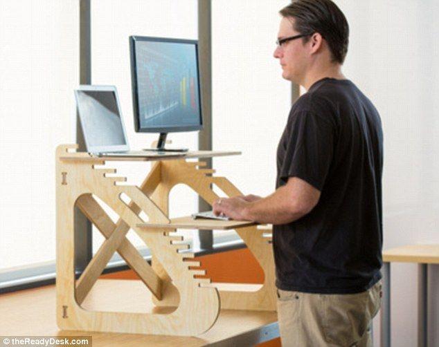 Standup desks could improve your health More Desks and