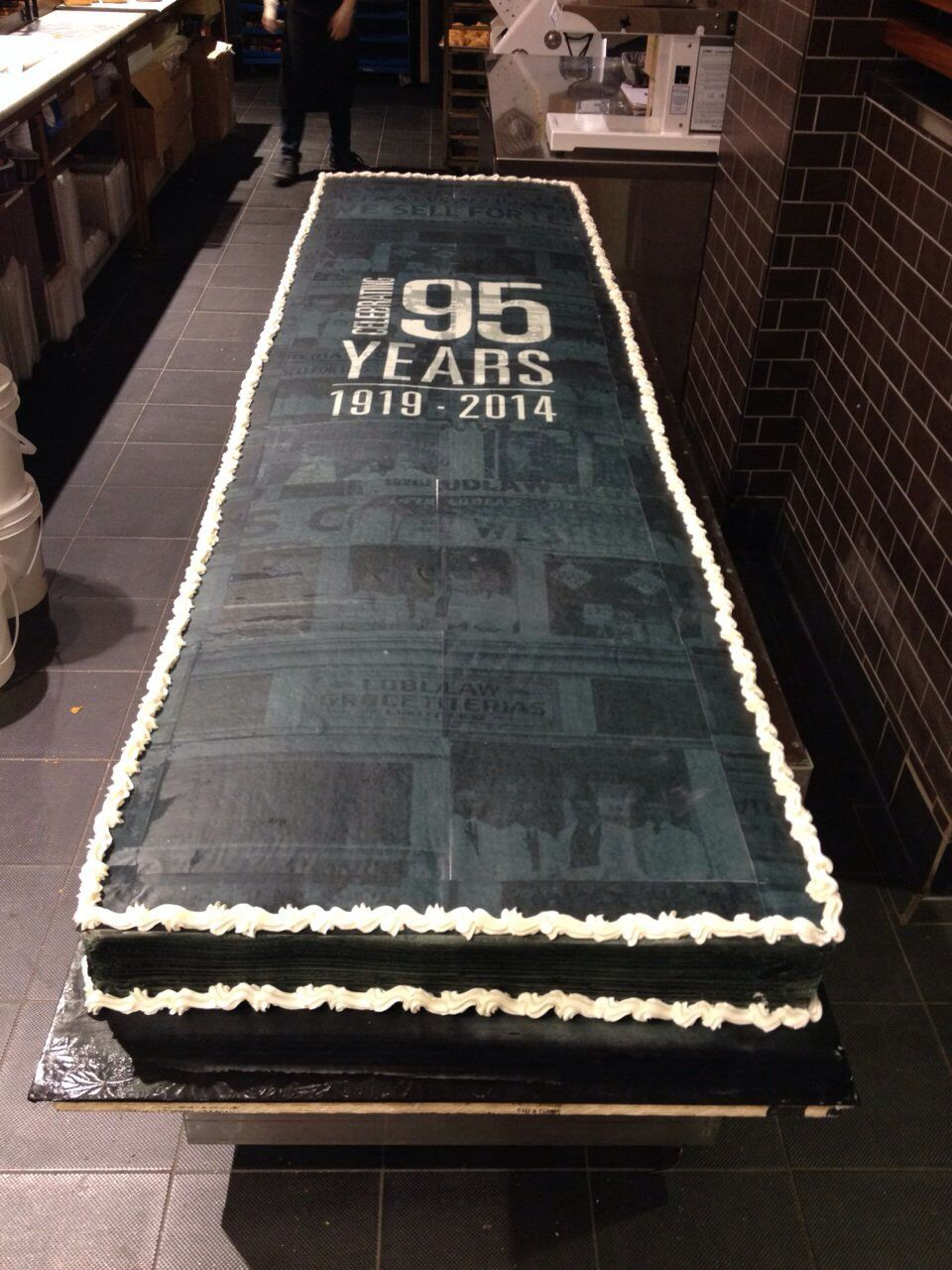 Celebrating Loblaws 95th Year Anniversary.