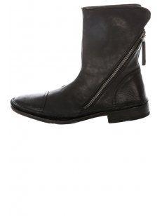 A196 Figaro Nero Boots Black