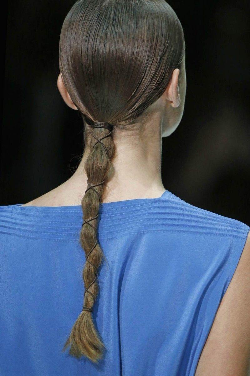 Goma Xxl Para Coleta Pulida Telva Com 1002 In 2020 Cute Hairstyles Hair Beauty Hair Styles