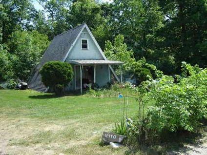 $12,995 A Frame House Angola Indiana Near Pokogan State Park,Trine  University