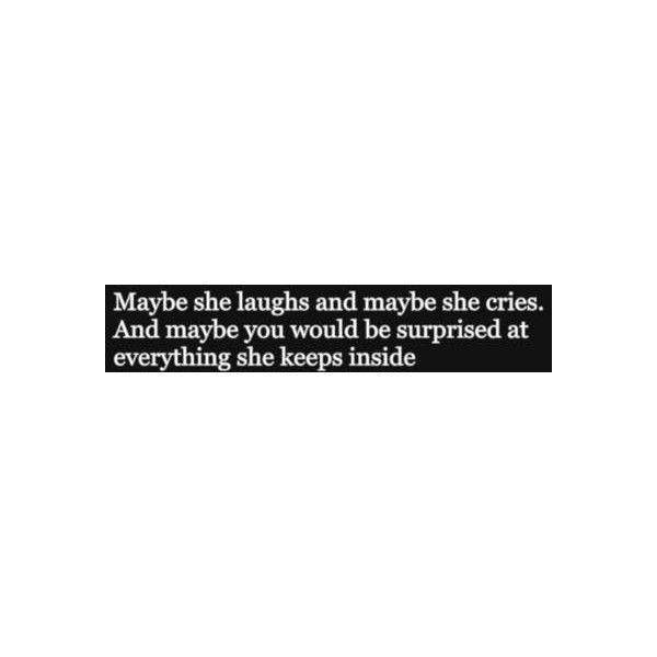 Pinterest: Discover and save creative ideas ❤ liked on Polyvore featuring quotes, phrase, saying and text