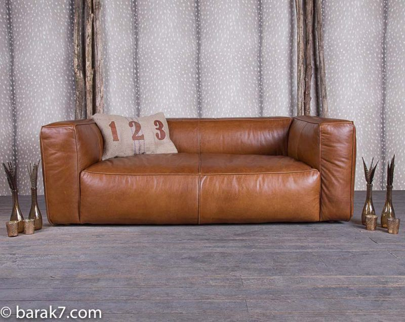 Canape Cuir Marron 14 Idees Deco Pour Le Salon Canape Cuir Marron Canape Cuir Et Canape Cuir Vintage