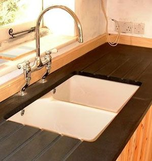 Laminate Can Create Countertops That Look Like Natural Stone, Wood Or Tile