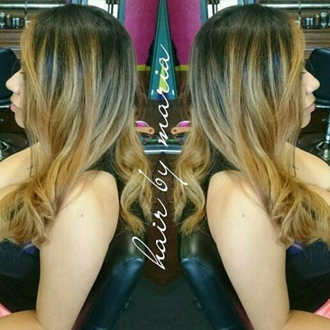 Gorgeous rooty ombré by Maria from our Purple Academy at our Riverside location!! We are so proud of all of her hard work! Call to book your appointment! 817-834-4400 #summerhair #ombre #balayage #blondie #colorproof #SalonPurple #TerryWhiddon #fortworthsalons #fortworth #haircolor
