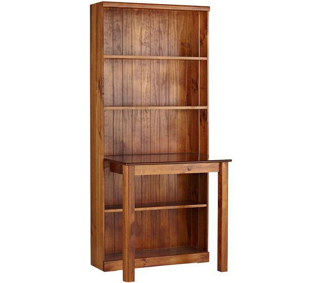 Zac Narrow Bookcase Desk Tiny Homes In 2019 Bookcase