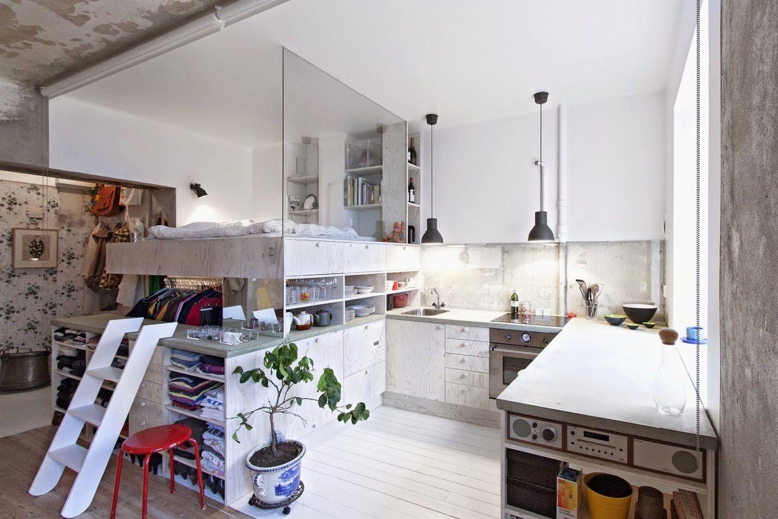 Erstaunlich Wohnzimmer 30 Qm Wohnzimmer Deko Micro Apartment