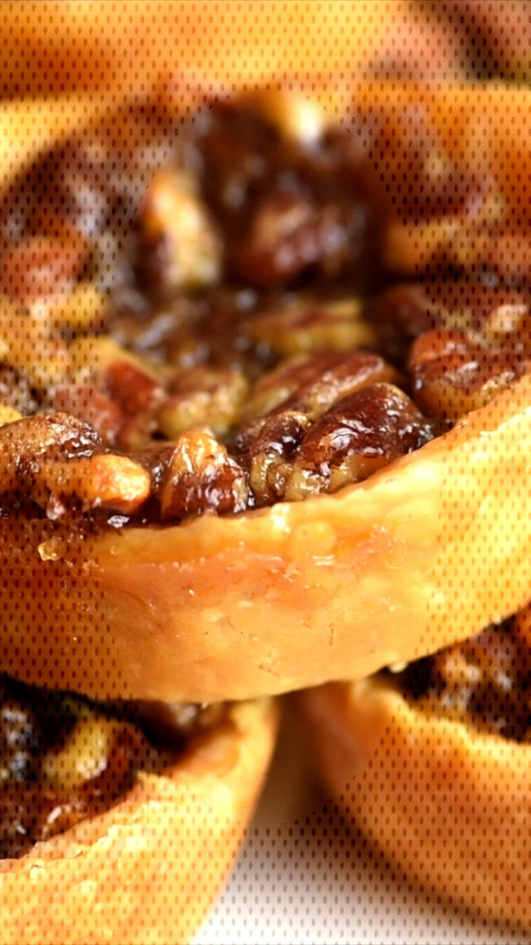 Mini Pecan Pies -