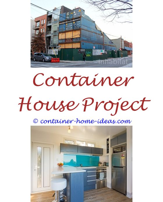 Shipping Container Homes Open Floor Plan Sea containers Storage