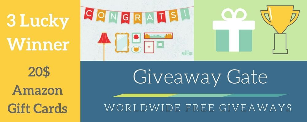 Free Amazon Gift card Giveaway | Giveaways | Giveaway, Gift