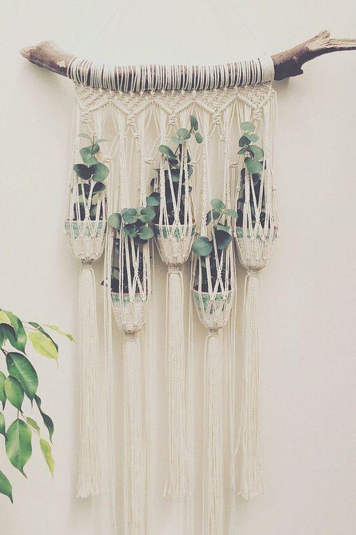 30 Creative Diy Macrame Hanging Planter Decorating Ideas