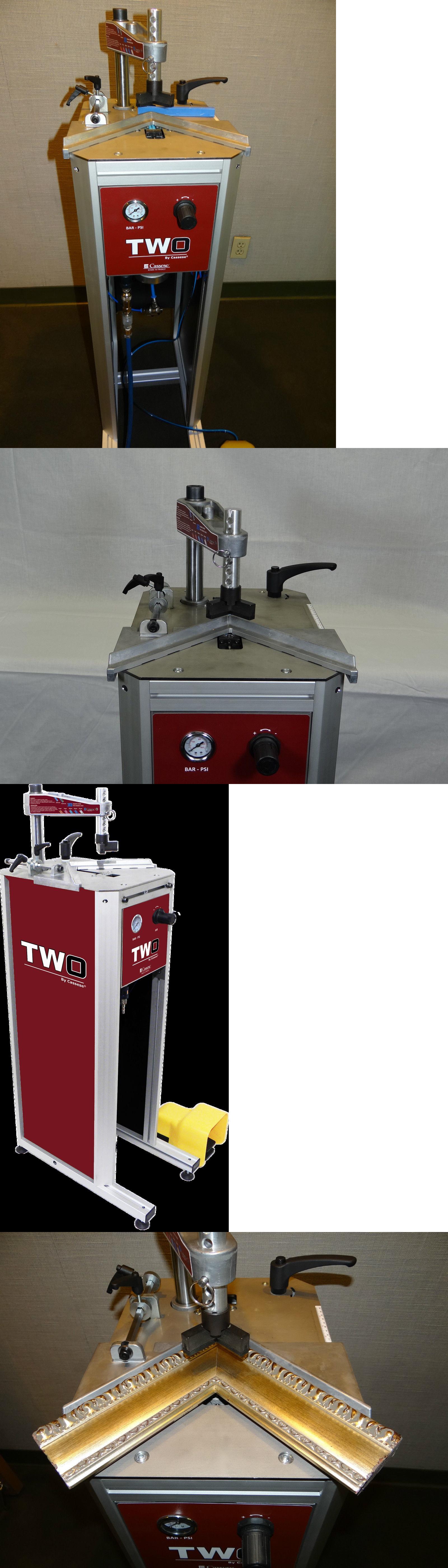 Frames and Supplies 37575: Cassese Cs2 Cart Underpinner, V-Nailer ...