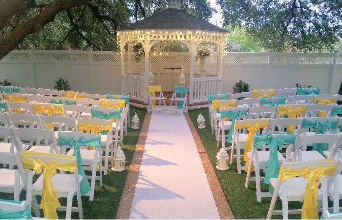 Jupiter Gardens Event Center Salon Y Jardin Para Fiestas Y
