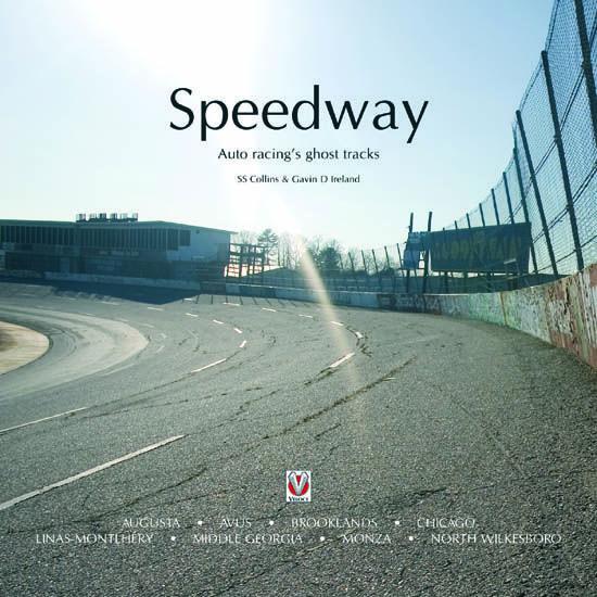 Speedway Auto Racings Ghost Tracks