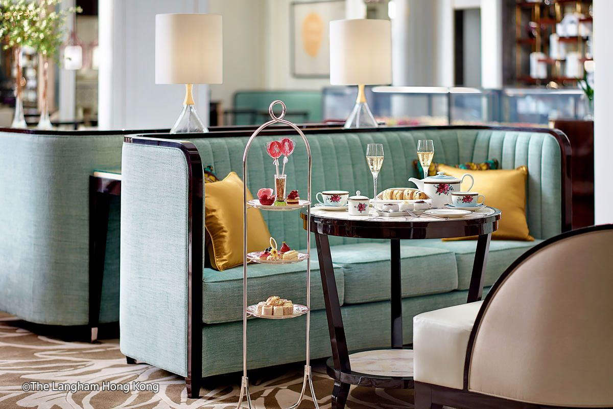 Langham Dining Room Entrancing 5 Best Afternoon Tea In Hong Kong  High Tea In Hong Kong  Good Inspiration