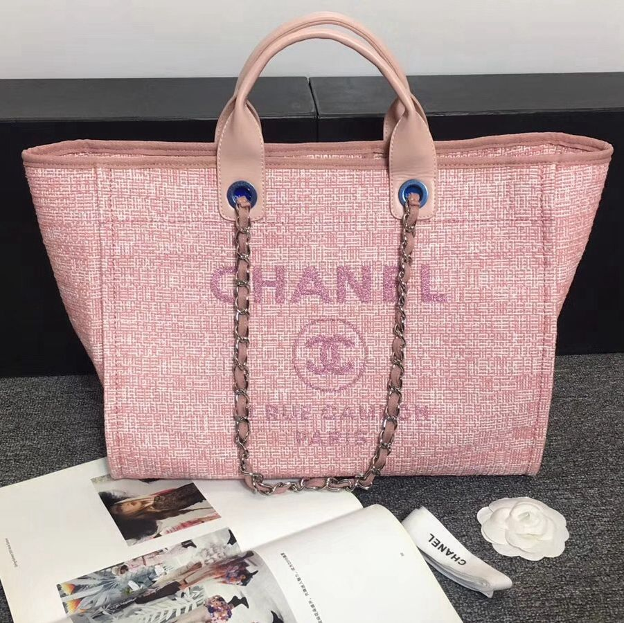 31ad0c44098c Chanel Coco Bags for Sale  Chanel Deauville Large Shopping Bag 100%  Authentic 80% Off