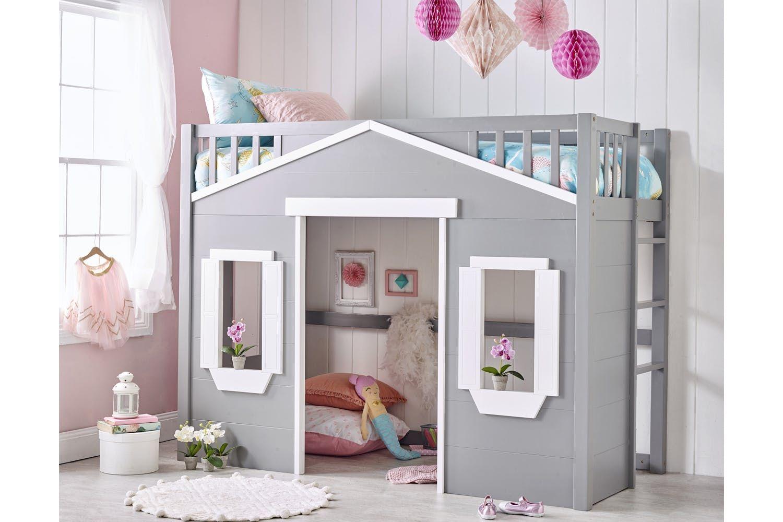 Best Playhouse Loft Bed In 2020 Playhouse Loft Bed Single 400 x 300