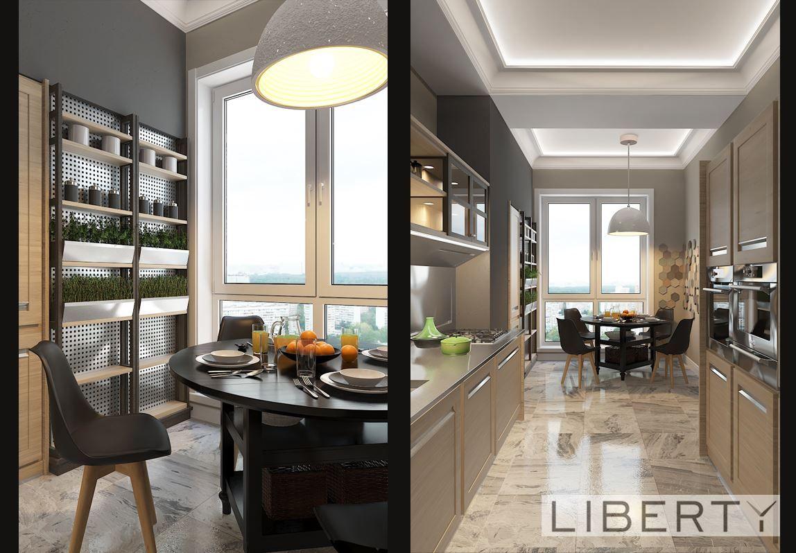 Дизайн Проект квартиры, домов, бутиков, офисов,магазинов   Продолжение кухни с нашего проекта. Дизайн выполнен в современном стиле. 👆 Так же мы работаем с Москвой и Алматой на удаленной основе.😉 (возможно сотрудничество в любой точке СНГ)  Дизайн и визуализация выполнены нашей студией для наших клиентов! связаться с нами можно и по почте design@liberty.kg #дизайнинтерьераliberty #libertyдизайн #libertyкухни _______________________________ #дизайнгкухни #дизайнинтерьеракухни #дизайн…