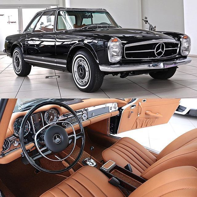 Happy New Year 2018 and Good Luck!!! Mercedes Benz 280 SL w113 1970 restored to new factory specification at Legend Auto Classic . Pagoda is waiting for next summer. Pagoda drives like a charm. You can drive Pagoda with a hard top around the year. MB 280 SL w113 has passed German oldtimer expertise and received German papers with Oldtimer status. E-Mail: info@etower.de. #legendautoclub #antique #antiquecar #oldtimer #classicforsale #classic #classicmercedes #classicmercedesbenz #retrocar #ret – Paper Diy