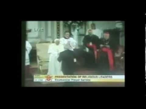 Mortal Head Wound???  sign Before Obama and Pope Make Covenants in September - YouTube 20 min