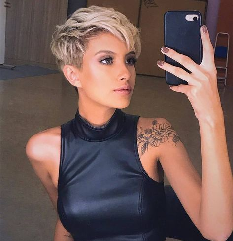 10 Trendy Short Pixie Haircuts - Pixie Hairstyle f