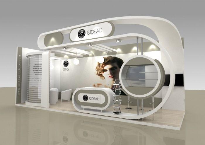 Exhibition Stand Design Presentation : Futuristic exhibition design google search booth
