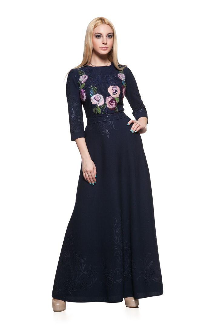 dbd19e3afe2c Платье - Юкостайл. Магазин дизайнерской одежды оптом и в розницу ...