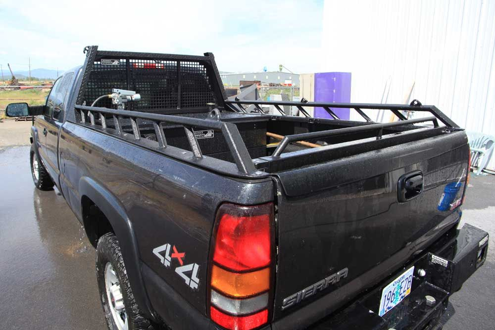 Truck Rack from Highway Products | Trick your Truck | Pinterest ...