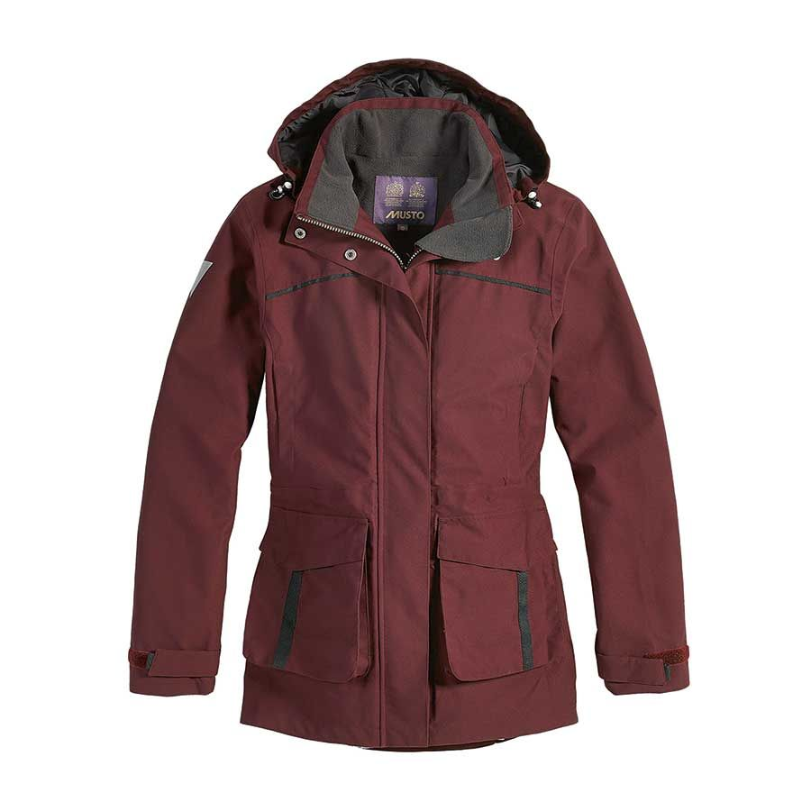 ***NEW FOR AUTUMN/WINTER*** Musto Ridgeway in Bordeaux http://www.aivly.co.uk/product_60533.htm