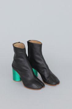 Tabi toe pumps - Black Maison Martin Margiela 0r6oxATU