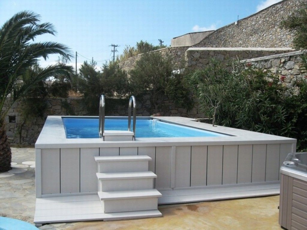 Cheap Rectangular Above Ground Swimming Pools | Pools For Home ...