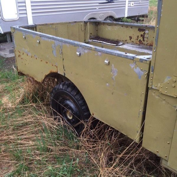 Land Rover Series 1 107 1954 | Morpeth, Northumberland | Gumtree