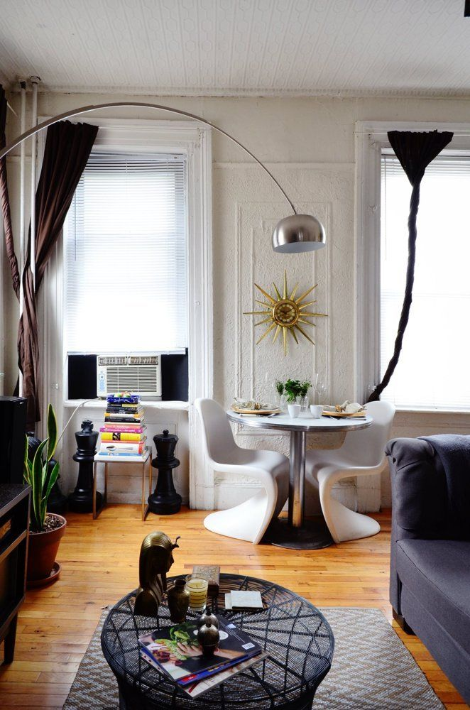 A Brooklyn Railroad Apartment With Serious Style