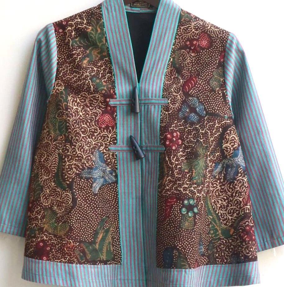 Batik Fashion, Batik Clothing