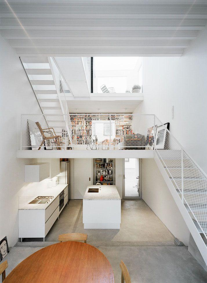 Interesting mezzanine design ideas for small rooms - Room decor for small rooms ...