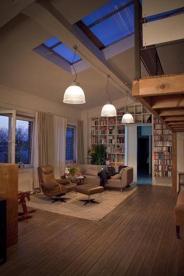 Loft industrial en alquiler en Colonia Lofts Pinterest - ein individuell und liebevoll gestaltetes deluxe apartment tel aviv