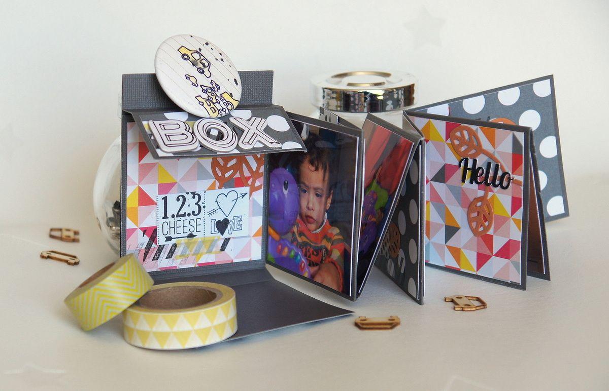 Mini album Pimp My Ride / Opsite/ trop bien!