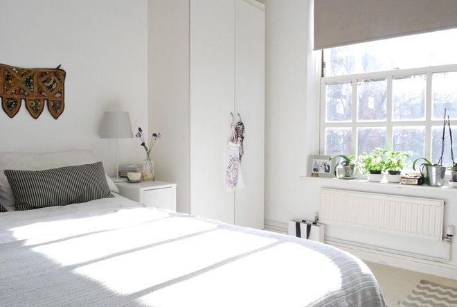 Light Bright And White In The Centre Of London Space Interiors Scandinavian Style House Styles Bedroom lighting ideas houzz