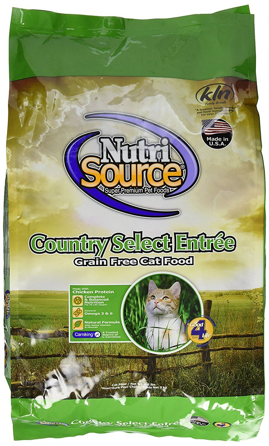 Nutrisource Grain Free Country Select EntrǸe >>> Special
