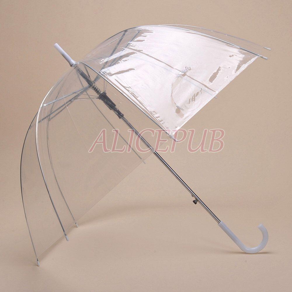 Clear Umbrella, Outdoor Wedding Umbrella, Bubble Umbrella Waterproof Bridal Umbrella, Bridal Shower Parasol Umbrella, Vintage Umbrella GYS-1 by ALICEPUB on Etsy https://www.etsy.com/listing/199752082/clear-umbrella-outdoor-wedding-umbrella