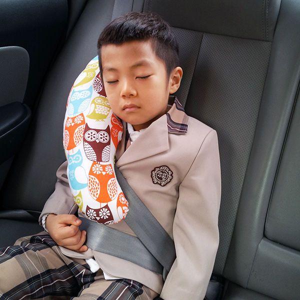 details about prielle car seat belt cushion kids seat belt shoulder cushion korea made