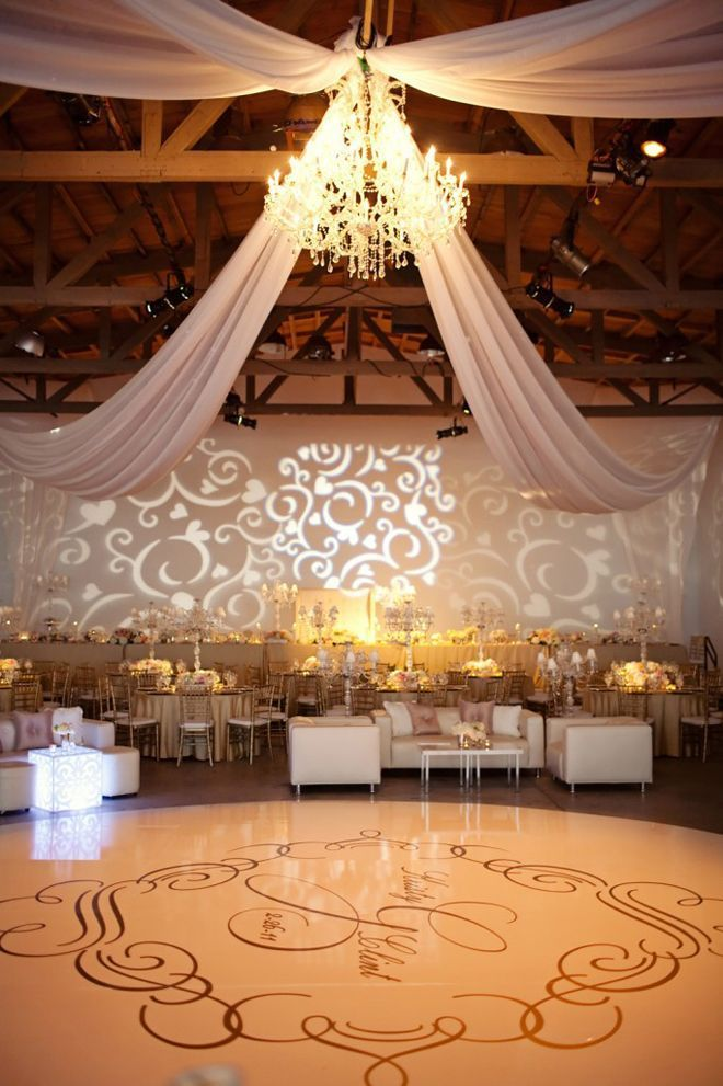 how to decorate the dance floor quinceanera decorations wedding