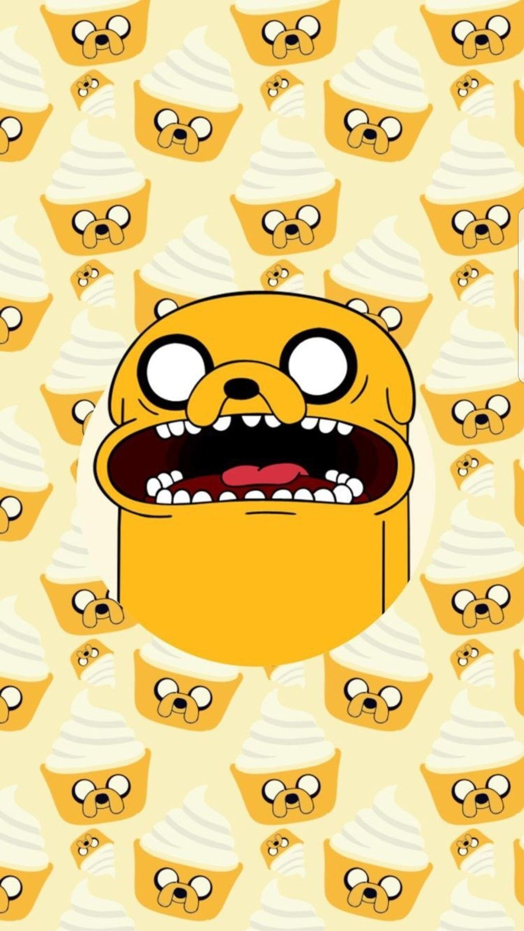 Pinterest Mbetulduru Wallpaper Jack The Dog Adventure Time Yellow Black White Co Adventure Time Wallpaper Adventure Time Iphone Wallpaper Jake Adventure Time