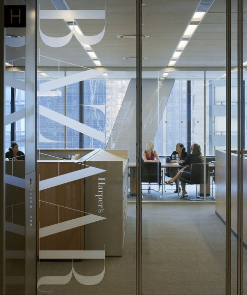 Project image 7 for Hearst Tower Signage, Hearst Corporation   Cosmo ...