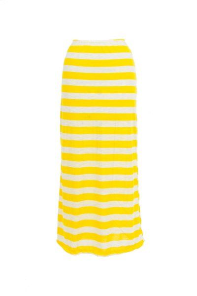 Casalee Convertible Striped Maxi Skirt and Midi Dress:Amazon:Clothing  $19