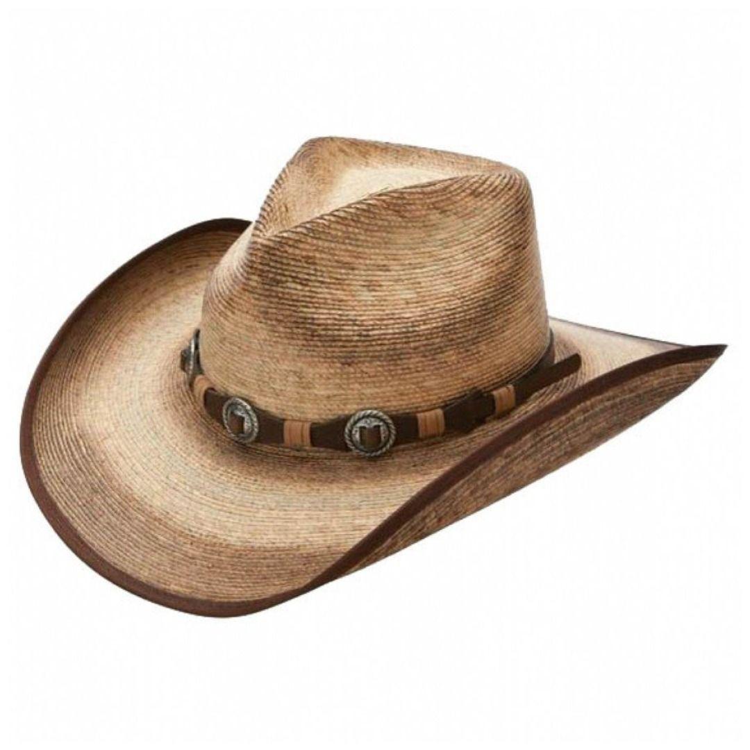 Stetson Kimball Palm Leaf Cowboy Hat  Daniels Run Work Wear   AbileneBootsatDanielsRunWorkWear  Boots   b756c1794fa