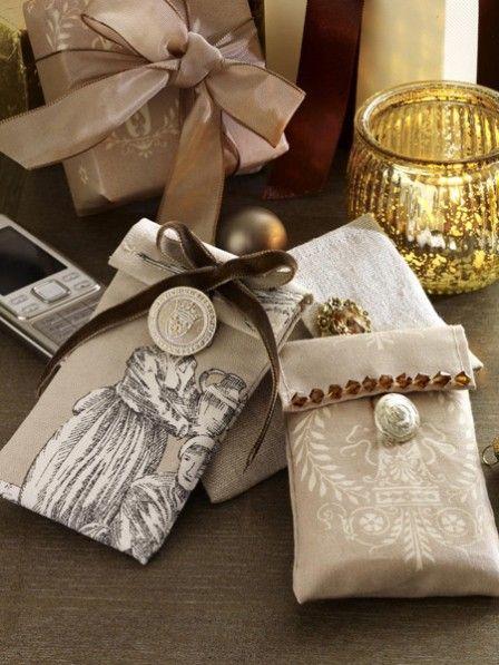 DIY-Tipp: Schutzhülle für Mobiltelefone nähen ...